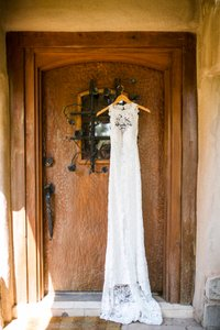 Grace Loves Lace Ivory French Alexandra Modern Wedding Dress Size 4 (S)