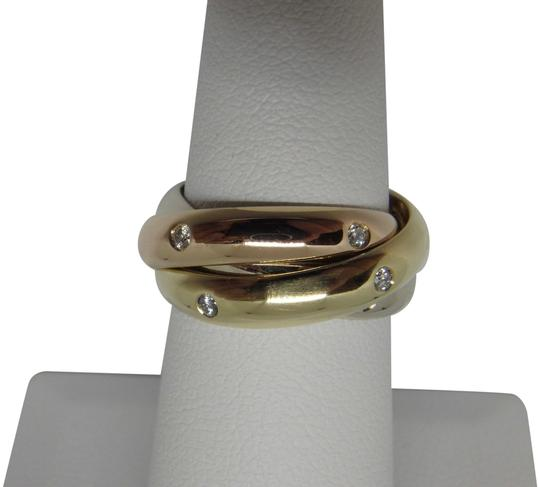 Preload https://img-static.tradesy.com/item/23447262/cartier-18k-3-color-gold-and-diamonds-band-trinity-49-us-5-ring-0-1-540-540.jpg