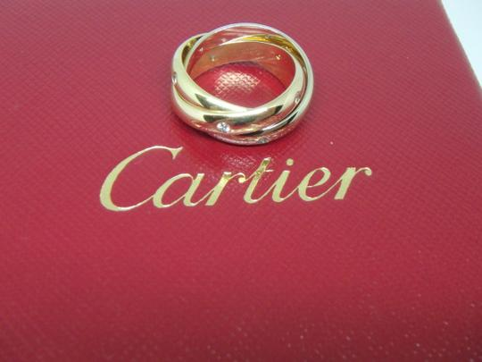 Cartier Cartier 3 band Trinity Ring 49, US 5 Image 2