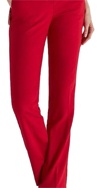 Item - Red Editor Pants Size 4 (S, 27)