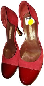 Luca Luca Red maroon Pumps