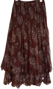 See by Chloé Maxi Skirt Fig