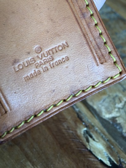 Louis Vuitton Luggage ID TAG Image 1