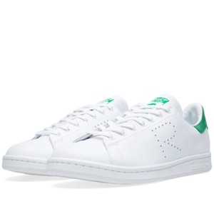 adidas by Raf Simons Trainers Sneakers Stan Smith white/green Athletic