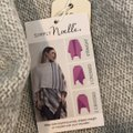 Simply Noelle Striped Poncho/Cape Size OS (one size) Simply Noelle Striped Poncho/Cape Size OS (one size) Image 3