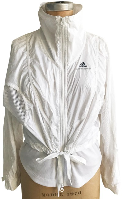 Item - White Activewear Outerwear Size 8 (M)