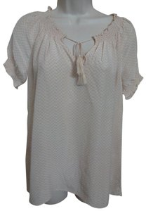 JOIE Top Dusty Sand Pink