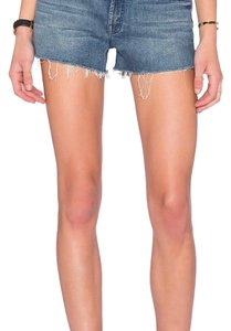 Mother Cut Off Shorts blue Jean