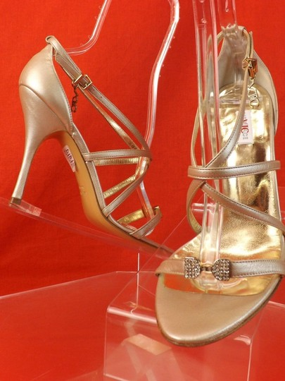 Versace Jeans Collection CHAMPAGNE Sandals Image 10