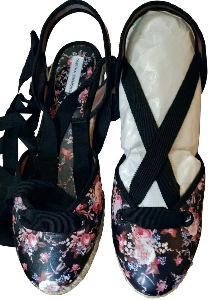 Tabitha Multicolor Simmons Multiple In Box Multicolor Tabitha Floral Sandals 88c4f8