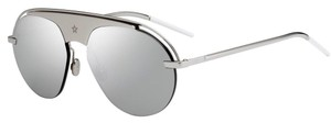 Dior Dior Dio(R)evolution2 010 Silver Mirror Sunglasses