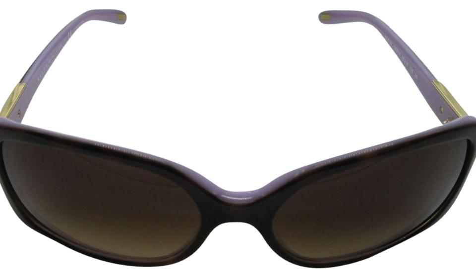 9e63d6fde5db Ralph Lauren Brown/Pink Ra5130 1596/13 Women's Sunglasses/Daa837 Sunglasses