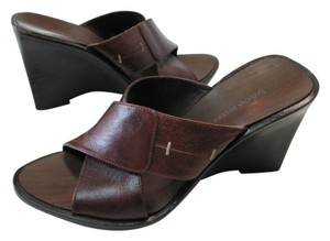 Banana Republic Size 5.50 Medium BROWN Wedges