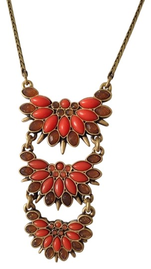 Preload https://item1.tradesy.com/images/lucky-brand-shades-of-orangegold-necklace-only-additional-matching-pieces-seperately-2345350-0-0.jpg?width=440&height=440