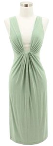 Green Maxi Dress by Donna Karan