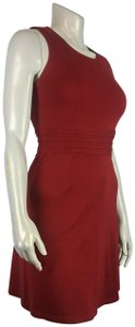41Hawthorn short dress maroon red on Tradesy