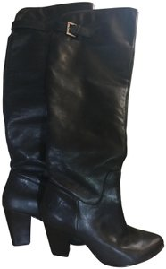 Bronx So Today Size 39 Leather black Boots
