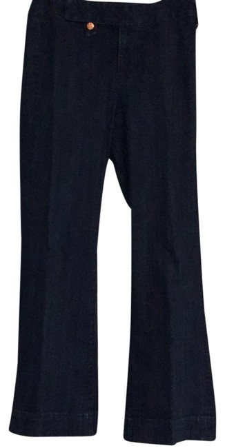 Seven7 Boot Cut Jeans-Dark Rinse Image 0