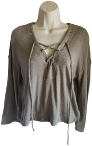 Feel the Piece T Shirt Taupe