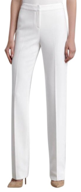 Item - White Light Wash Diana New Collection Pants 6 Small Bright Solid Straight Leg Jeans Size 30 (6, M)