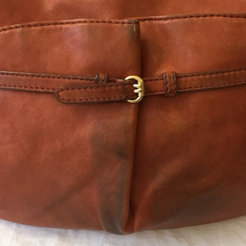 0c8516e24afb Marc by Marc Jacobs Brown   Gold Messenger Bag Image 11. 123456789101112