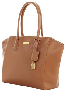 Joy & IMAN Tote in Rust