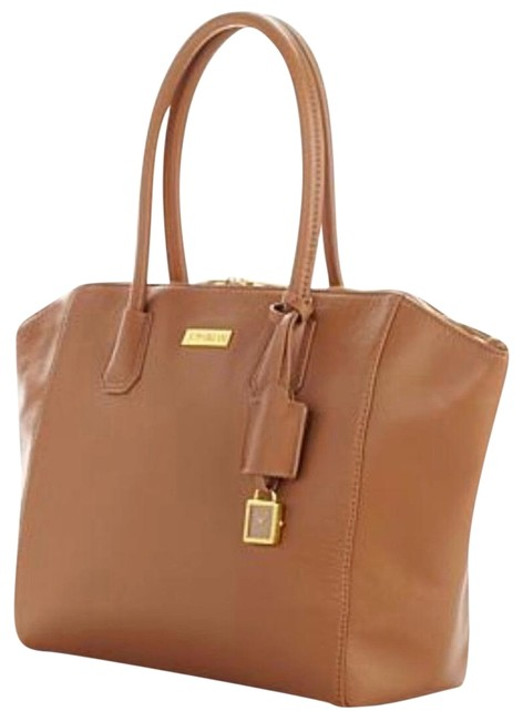 Item - Ravishing Rust Leather Tote