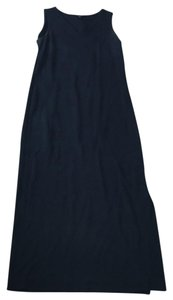black Maxi Dress by Emanuel Ungaro