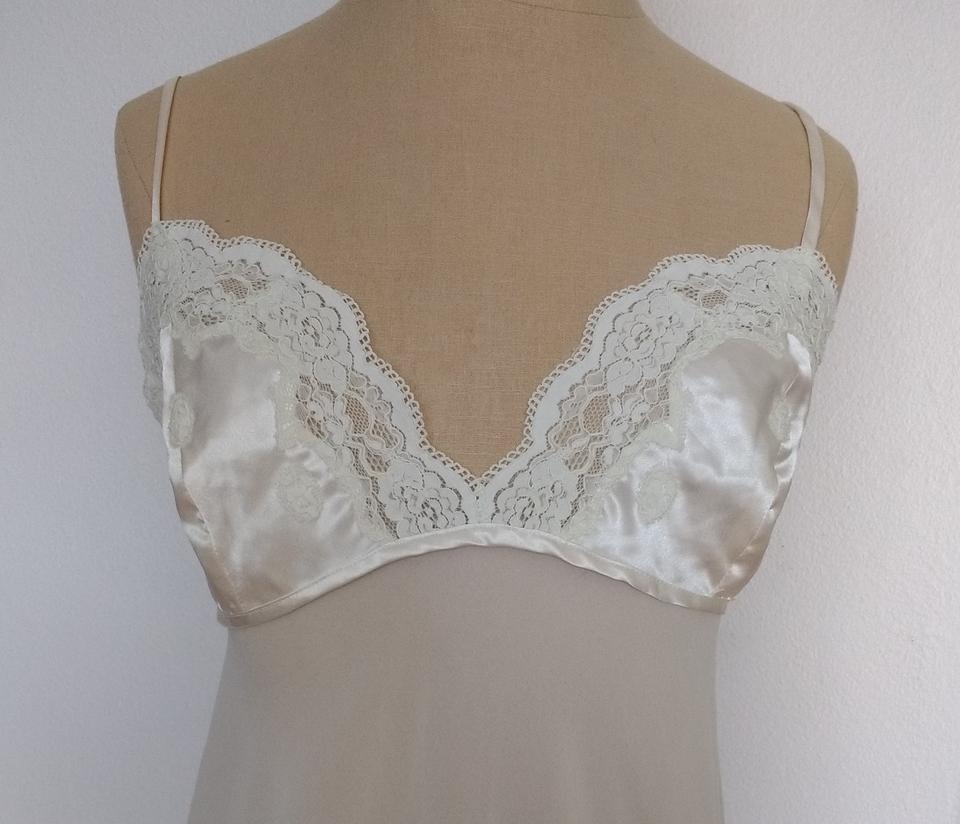 2700c5799 Victoria s Secret short dress Off White Wedding Nighty on Tradesy Image 5.  123456