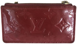 Louis Vuitton Louis Vuitton Key Coin Holder In Monogram Vernis