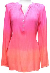 Lilly Pulitzer Pink Ombre' Top Multicolored