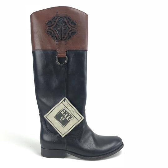 Frye black brown Boots Image 0