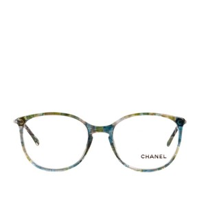 Chanel Multicolored Eyeframe x Rx Lens