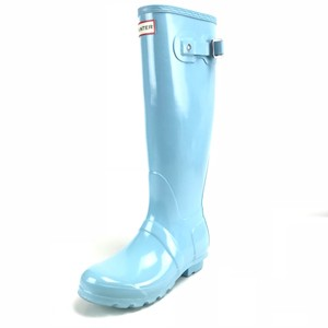 Hunter Pale Mint Boots