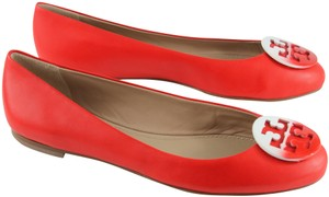 Tory Burch masai red Flats