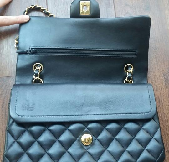 Chanel Classic Double Flap Classic Double Flap Classic Leather Shoulder Bag Image 7