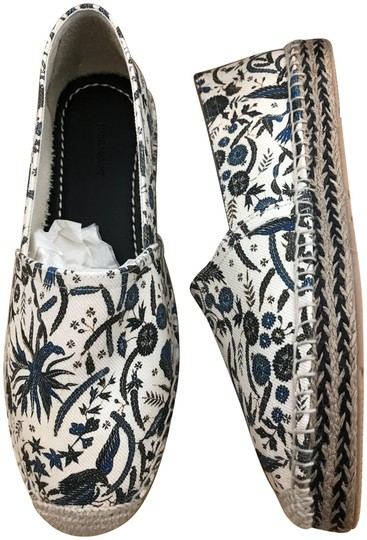 Preload https://img-static.tradesy.com/item/23458784/isabel-marant-blue-floral-print-canvas-espadrilles-flats-size-eu-37-approx-us-7-regular-m-b-0-1-540-540.jpg