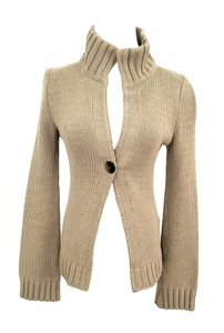 Isabel Marant Cardigan Rib Knit Long Long Sleeve Sweater