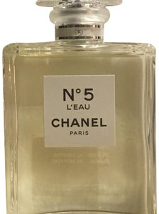 Chanel No5 L'eau 3.4 oz Eau de Toilette Spray Fragrance