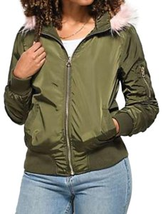 T.J.Maxx green Jacket