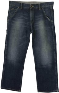 AG Adriano Goldschmied Cargo Jeans-Medium Wash