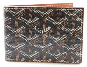 Goyard Classic Iconic Bifold Wallet business credit card case holder