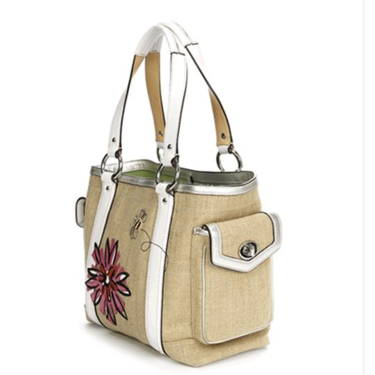 Coach Tote in Linen Image 1