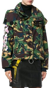 Off-White™ Camo Field Floral Industrial M65 Military Jacket