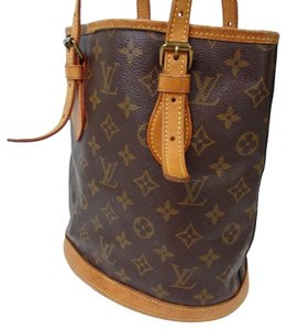Louis Vuitton Lv Neverfull Lv Logo Shoulder Bag