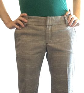Gap Wide Leg Pants Tan