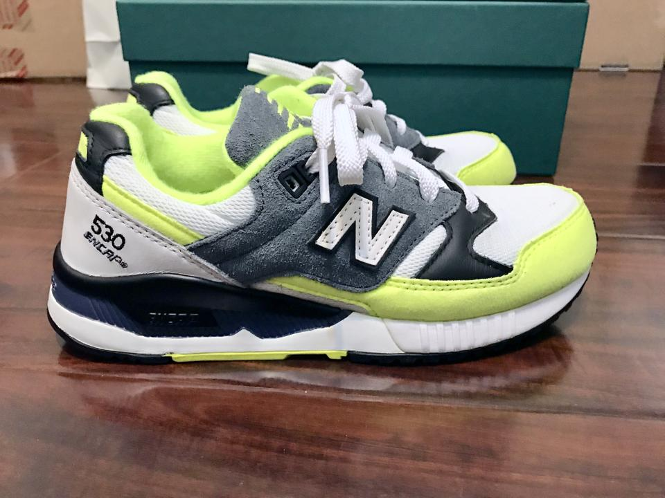 separation shoes f0748 41a38 New Balance Green Grey 530 Encap Running Sneakers Size US 6 Regular (M, B)  56% off retail