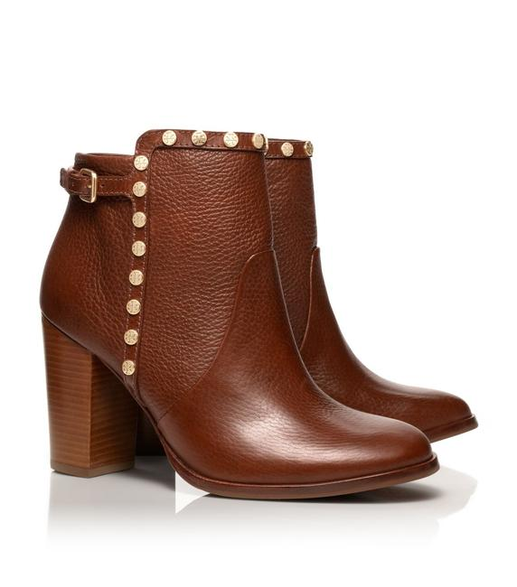 Tory Burch Almond Brown Mae Boots/Booties Size US 9.5 Regular (M, B) Tory Burch Almond Brown Mae Boots/Booties Size US 9.5 Regular (M, B) Image 1