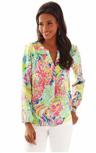 Lilly Pulitzer Top Casa Banana