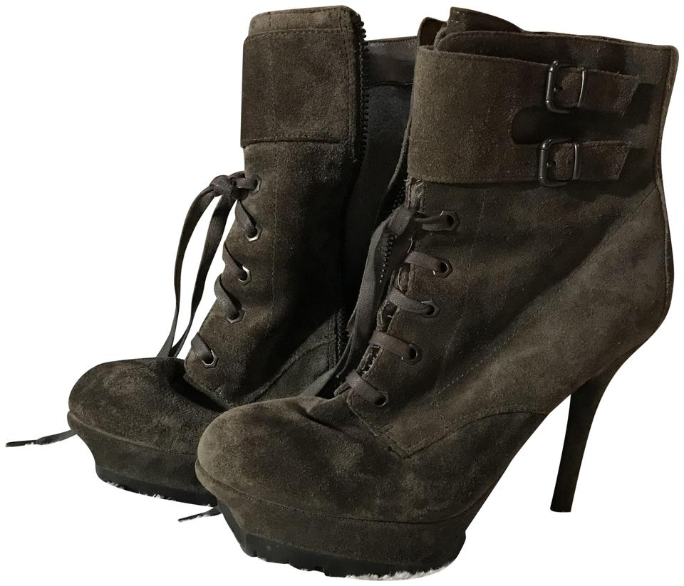 ae38a12aa2658 Sam Edelman Olive Green Boots Booties Size US 10 Regular (M